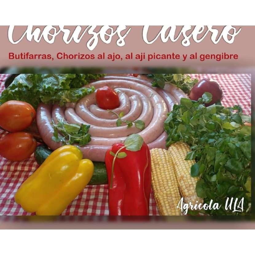 Chorizos caseros - 0