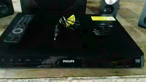 Home Theater Philips HT5533/55 - 0