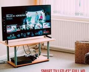 Smart TV LED 43 pulgadas Full HD