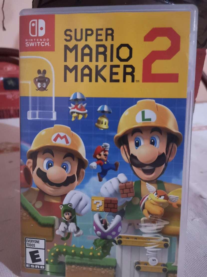 Mario Maker 2 para Nintendo Switch - 0