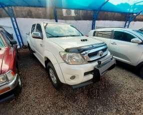 Toyota Hilux 2009 4x2