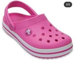 Crocs original color rosa