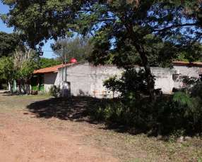 Terreno en Limpio Barrio Santa Lucia