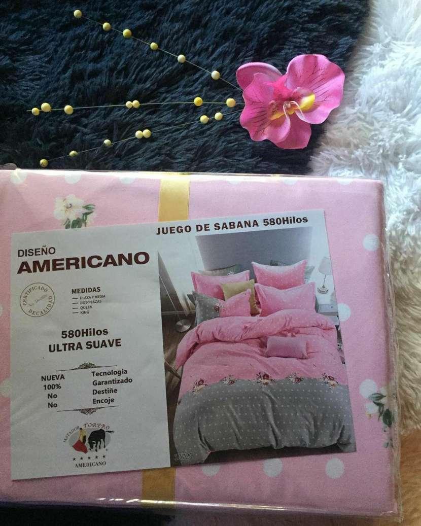 Juego de sábanas americanas - 2