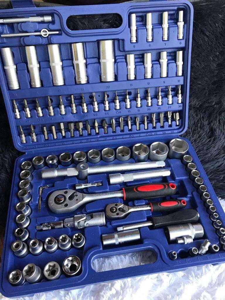 Juego de herramientas de Chrome Vanadium de 108 piezas - 2
