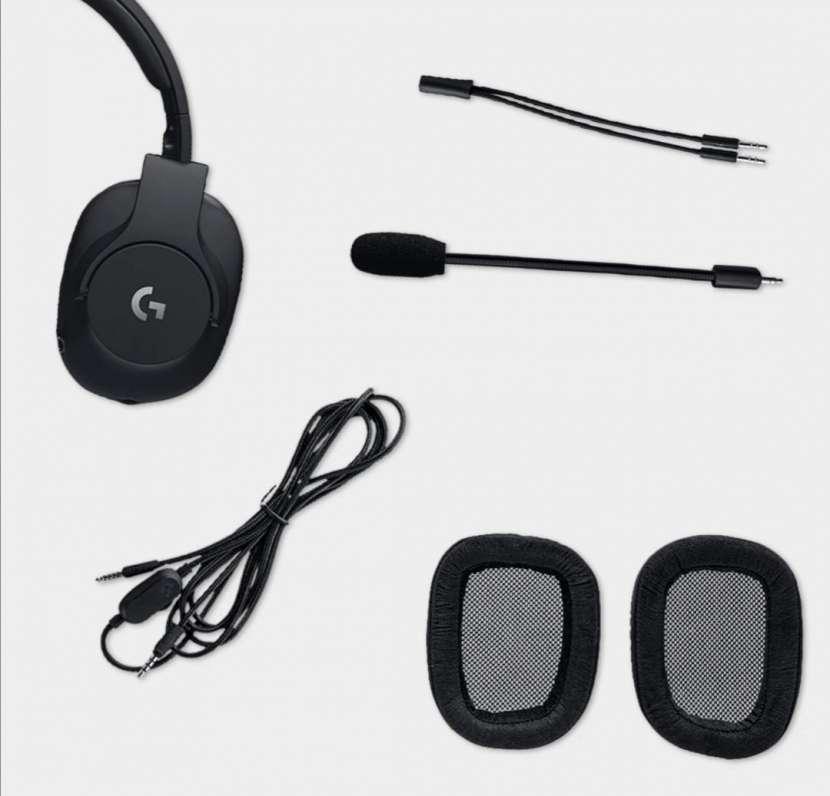 Auricular Headset GAMER Logitech G PRO - 2