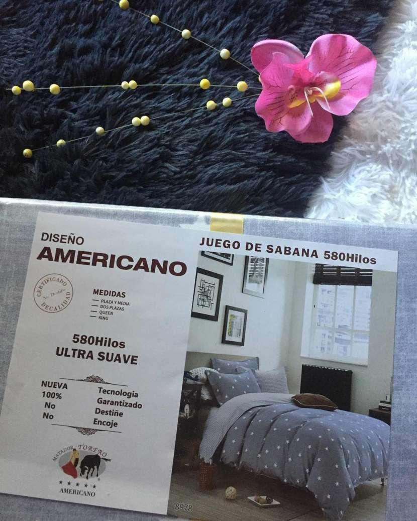 Juego de sábanas americanas - 4