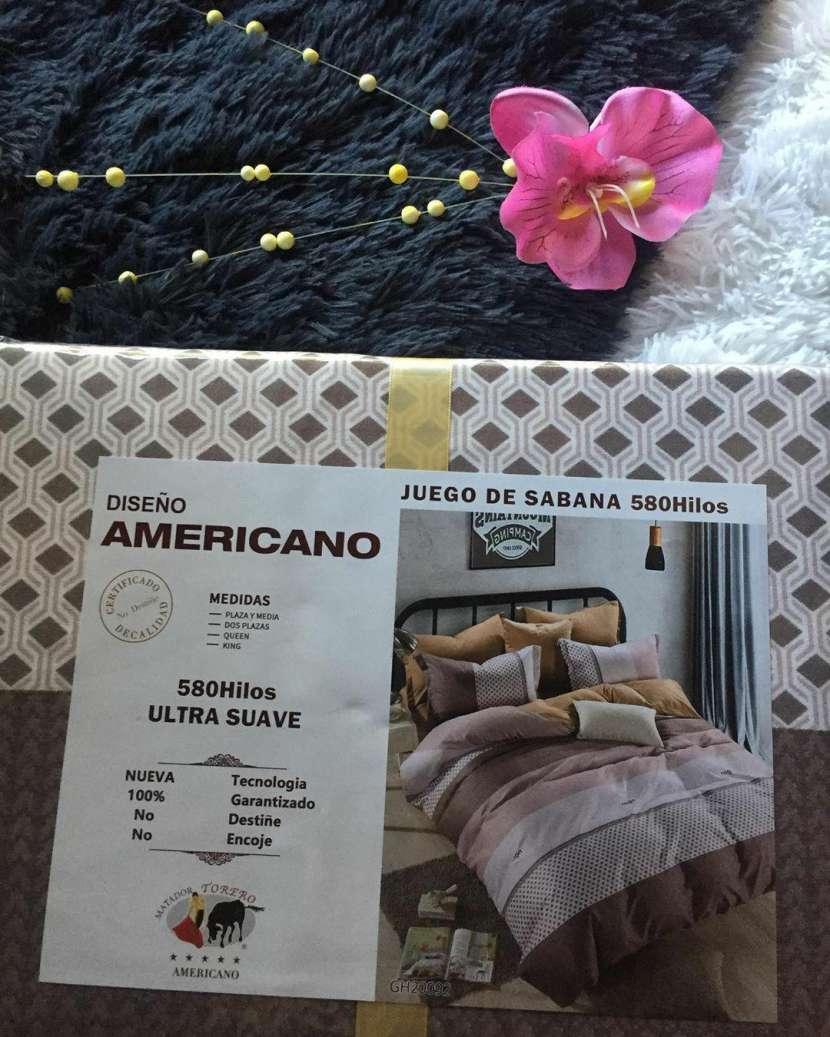 Juego de sábanas americanas - 5