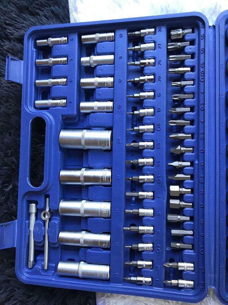 Juego de herramientas de Chrome Vanadium de 108 piezas - 5