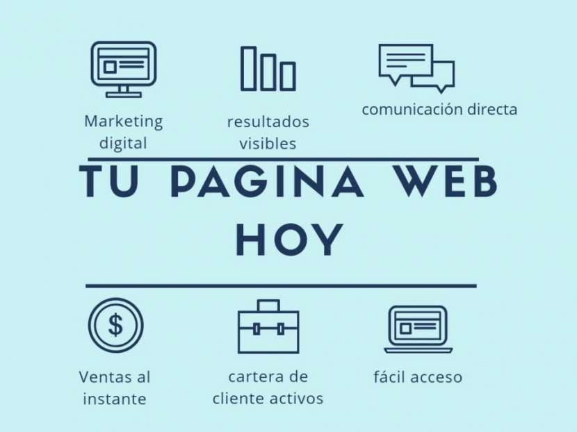 Páginas WEB y Tiendas E-Commerce - 1