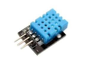 Sensor de temperatura y humedad DHT11
