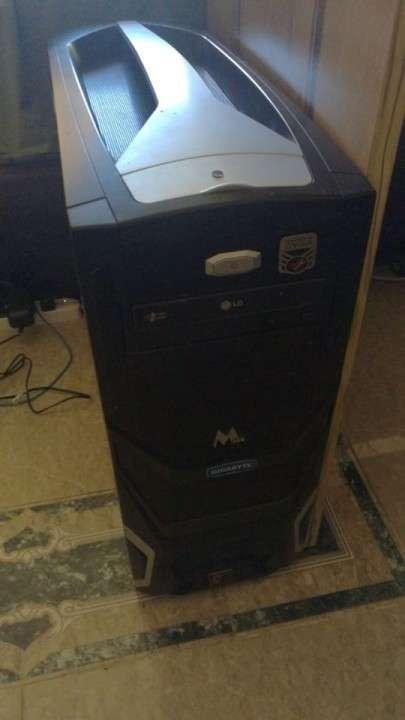 PC de escritorio para juegos y diseño - 0