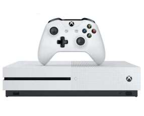 Consola Xbox One S 1TB 4K Ultra HD HDR - Bivolt