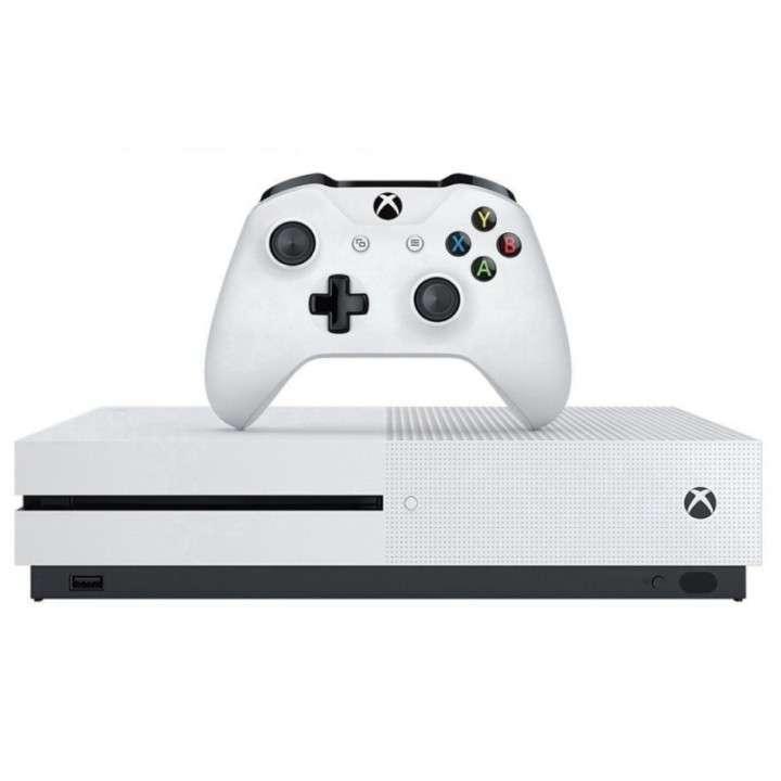 Consola Xbox One S 1TB 4K ultra HD HDR - Bivolt - 0
