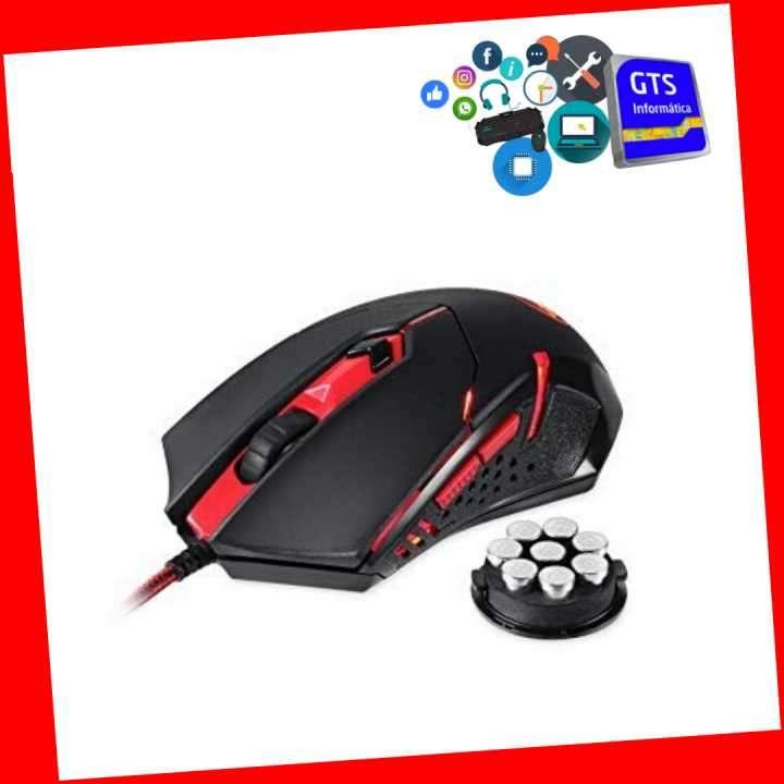 Mouse gamer Centrophorus M601-3 - 0