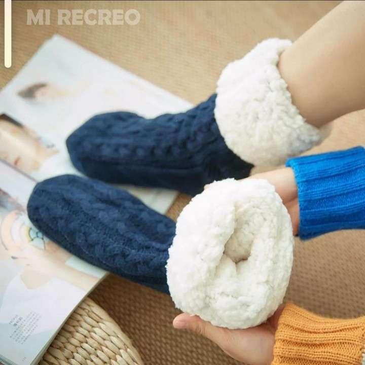 - Medias de lana - 0