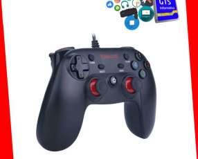 Control gamepad Saturn G807 para pc y PS3