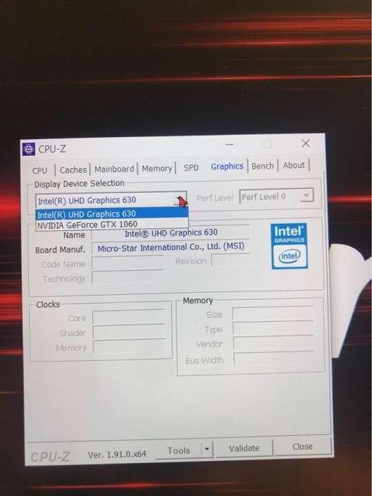 Notebook gamer MSI - 2