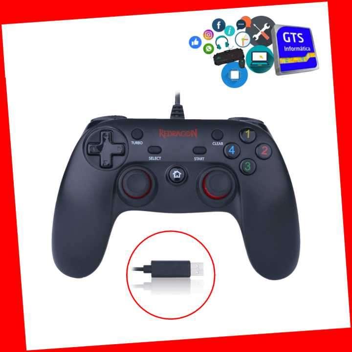 Control gamepad Saturn G807 para pc y PS3 - 1