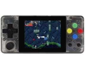 Consola Super Mini LDK 64 bits OS con 8 Juegos Negro