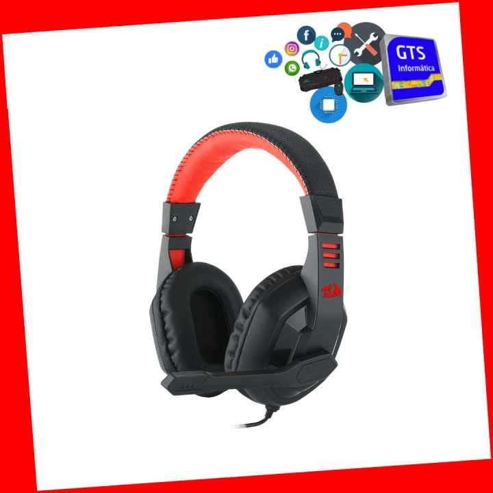 Headset gamer Redragon Ares H120 - 0