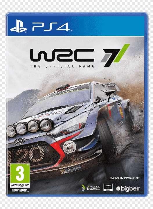 Juego PS4 World Rally Car 7 - 0