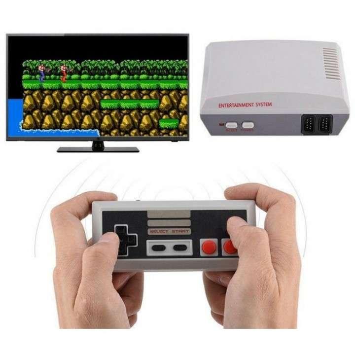 Consola Mini Game Anniversary Edition con 620 Juegos - 1