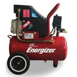 Compresor de Aire 24Ltrs.- Energizer - 0