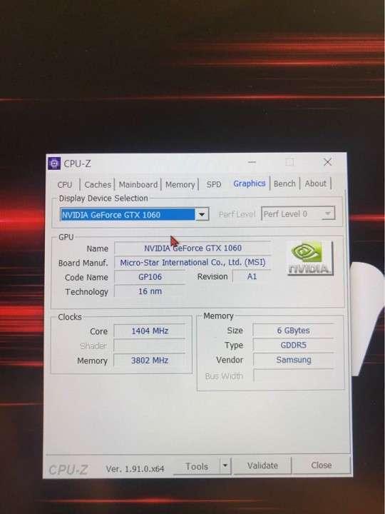 Notebook gamer MSI - 1