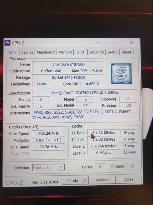 Notebook gamer MSI - 4