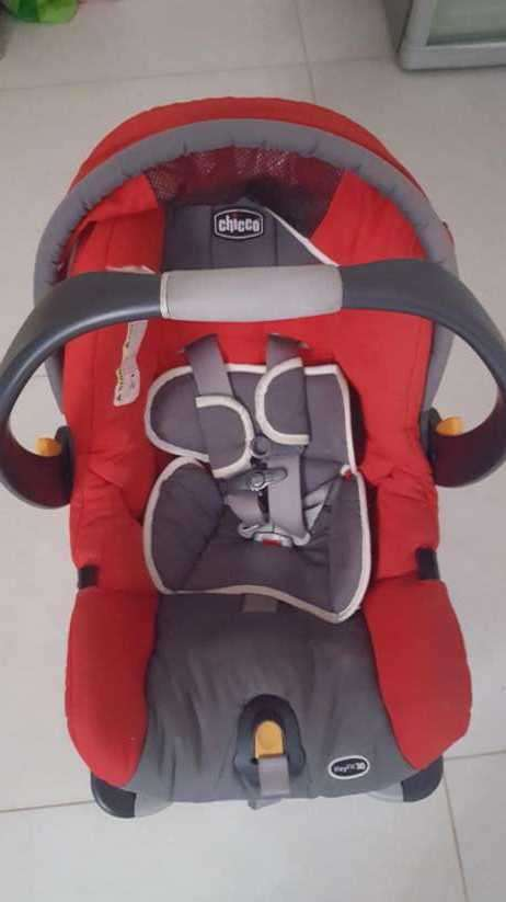 Baby seat chicco - 2
