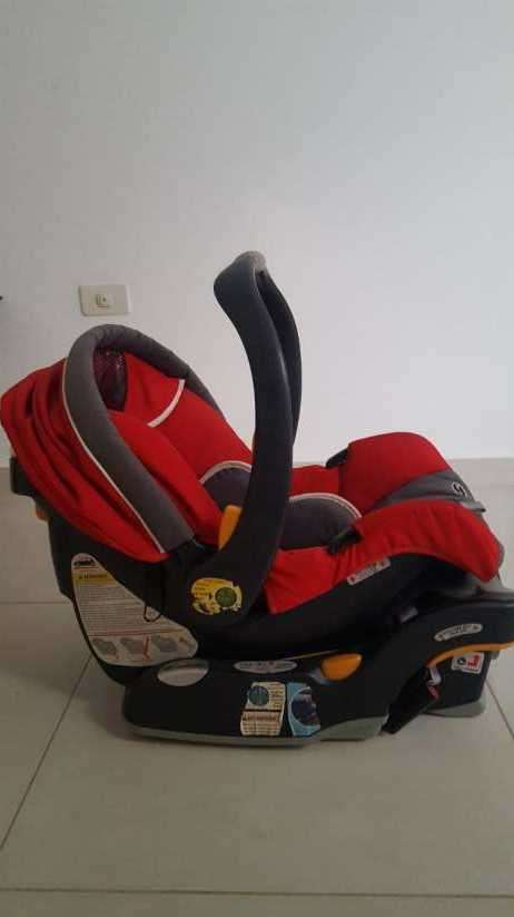 Baby seat chicco - 3