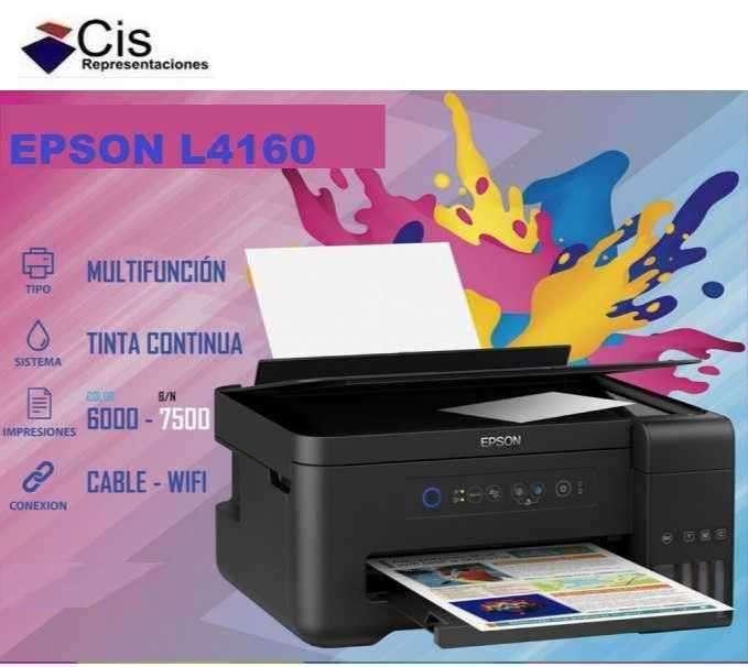 Impresora Epson L4160 multifunción - 0