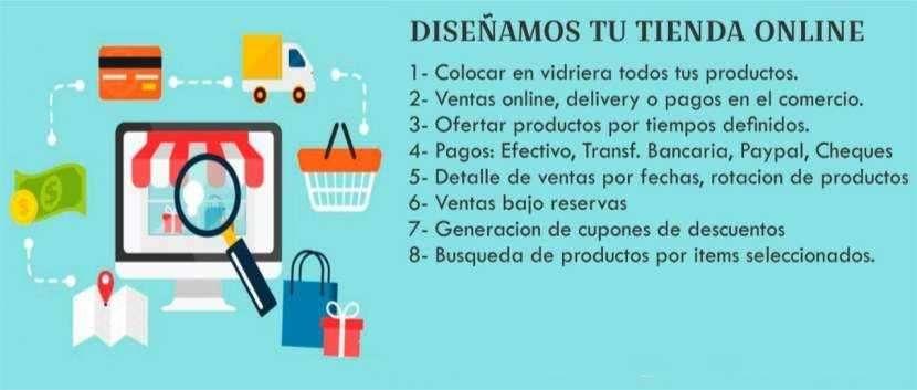 Páginas WEB y Tiendas E-Commerce - 0