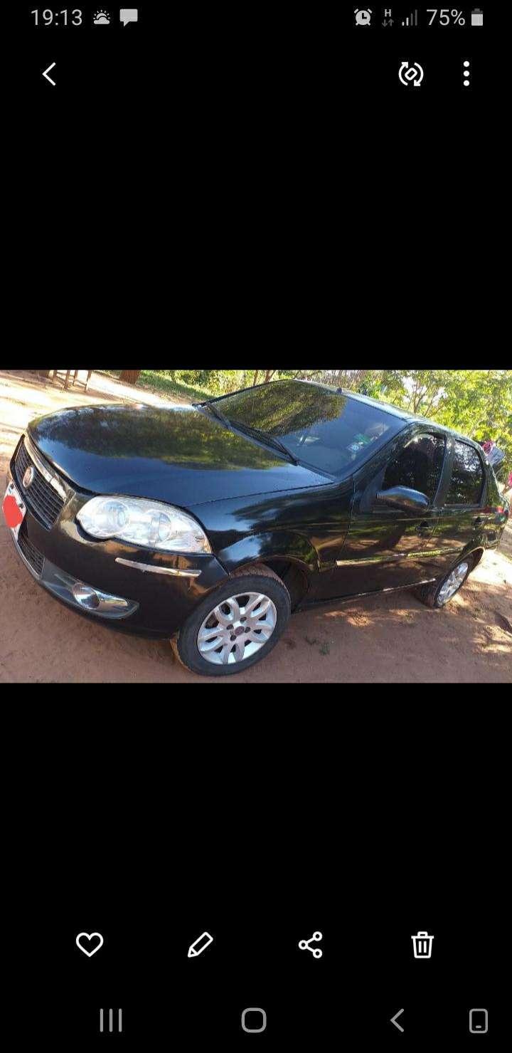 Fiat siena 2009 - 0