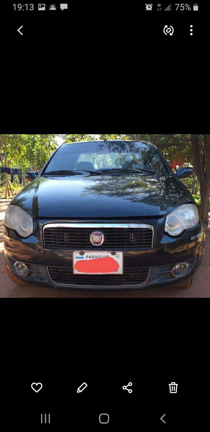 Fiat siena 2009 - 3