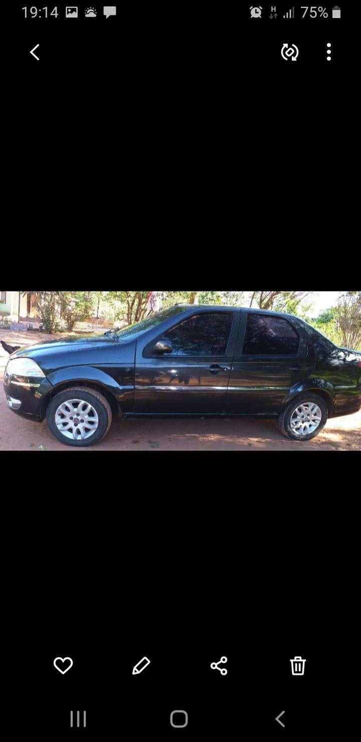 Fiat siena 2009 - 5