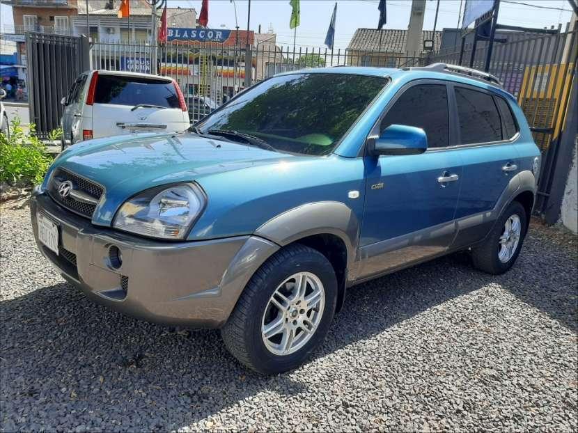Hyundai Tucson 2005 TDI - 0