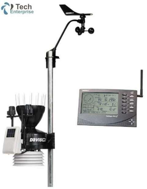 Estación meteorológica Davis Vantage Pro 2 Plus inalámbrica