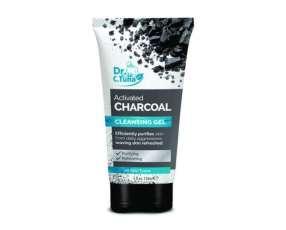 Dr C Tuna Charcoal gel limpiador facial 150 ml