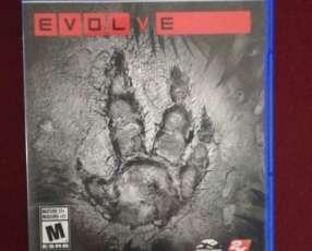 Evolve para PS4