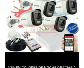 Cámaras ColorVU 1080
