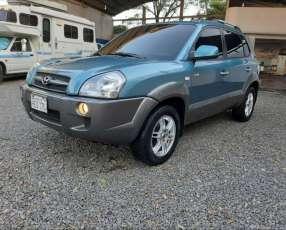 Hyundai Tucson TDI 2005 automático 4x2