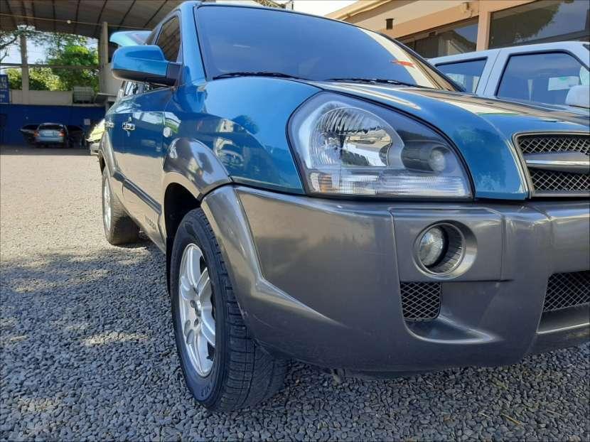 Hyundai Tucson 2005 TDI - 1