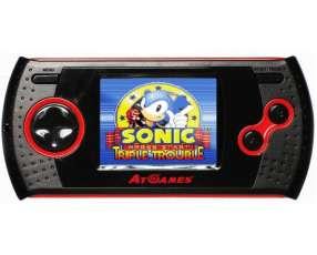 Consola Sega Master Arcade Gamer Atgames con 30 juegos GP102