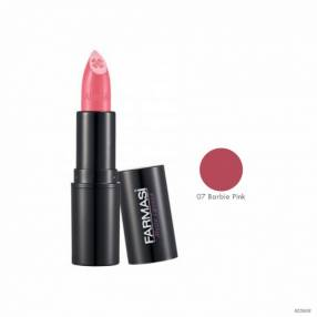 Labial matte 07 barbie pink