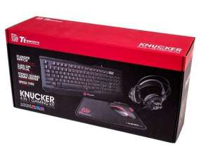 Kit Thermaltake Gaming Knucker 4 en 1
