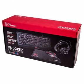 Kit Thermaltake Gaming Knucker 4 en 1