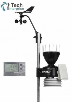 Estación meteorológica Davis Vantage Pro 2 Plus cableada