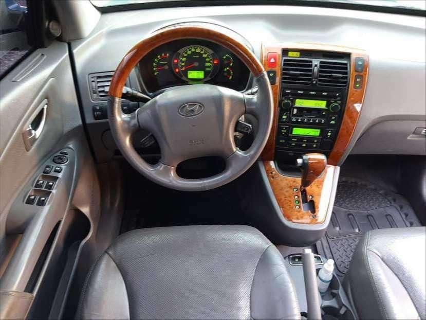 Hyundai Tucson 2005 TDI - 6